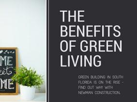Benefits Green Building Living
