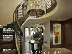 Fort Lauderdale Magazine Cover Newman Construction 846