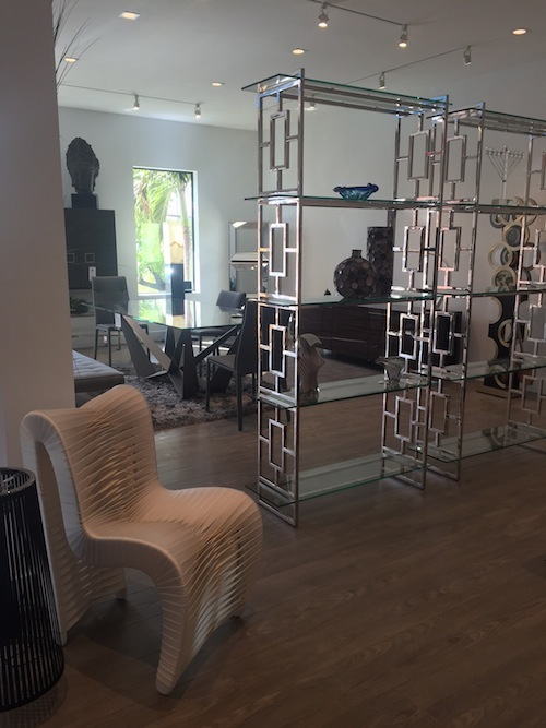 Miami General Contractor Wassers Furniture Showroom After ...