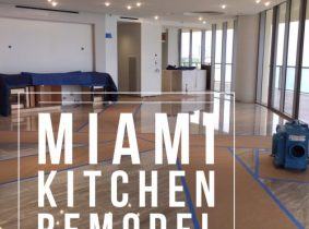 Miami Kitchen Remodel