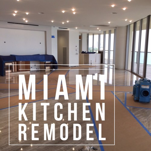 Miami Kitchen Remodel   How To Get The Look   Newman Brothers Construction