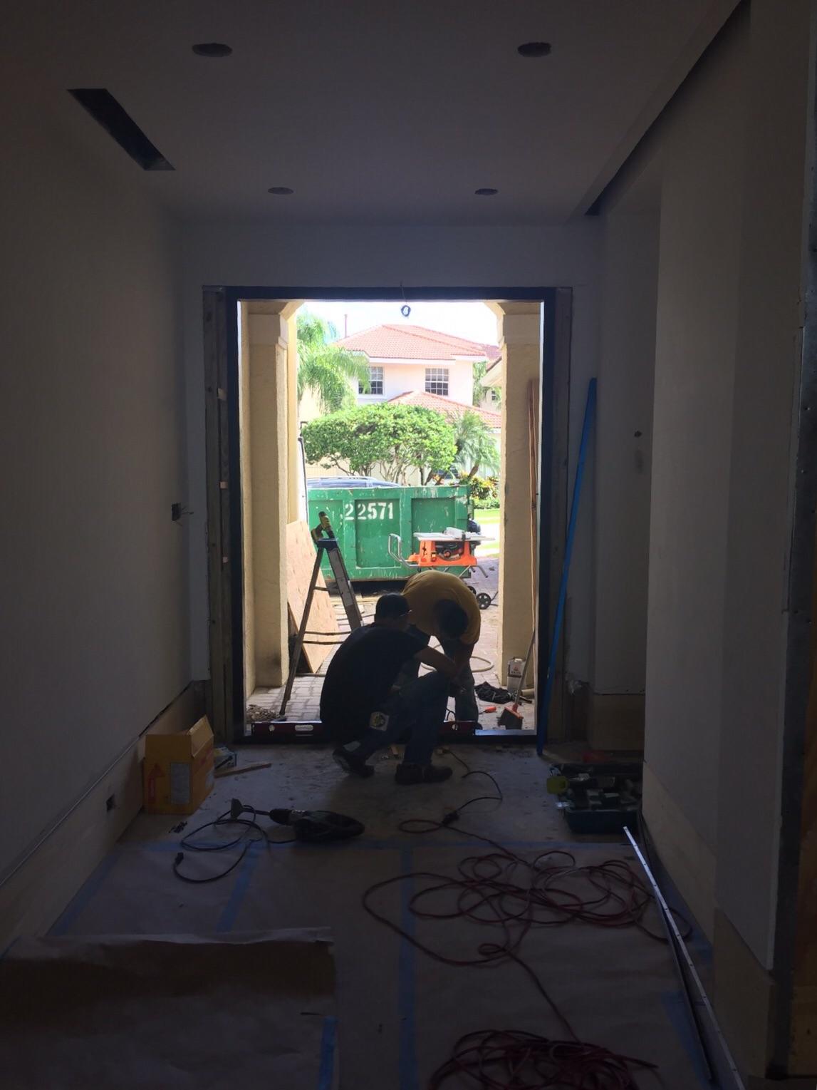 Miami general contractors choose newman construction for Interior contractors