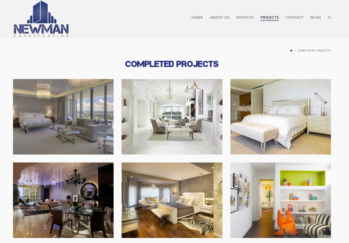 Newman Construction Get\'s A Makeover! - Newman Brothers Construction