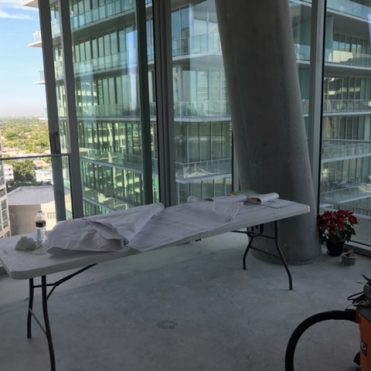 Miami Construction: New Coral Gables Project