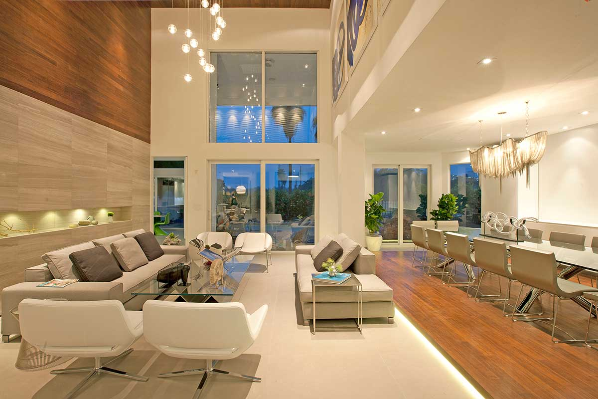 Miami Home Builders_Interior Design in South Florida